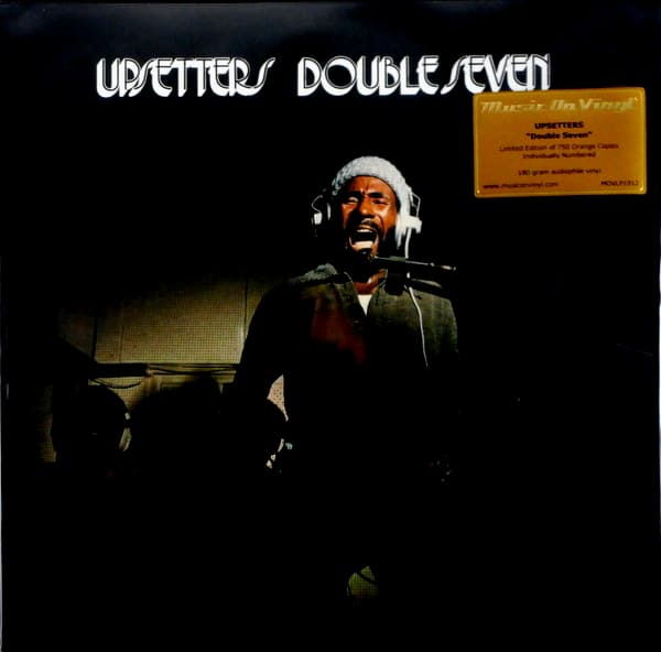 UPSETTERS double seven LP