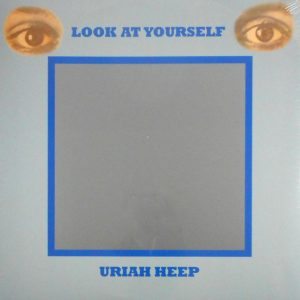URIAH HEEP look at yourself LP