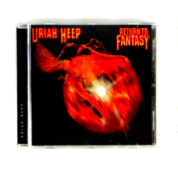 URIAH HEEP return to fantasy CD