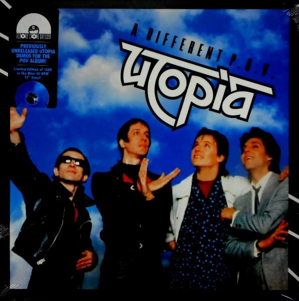 "UTOPIA (TODD RUNDGREN) a different p.o.v. 12"""