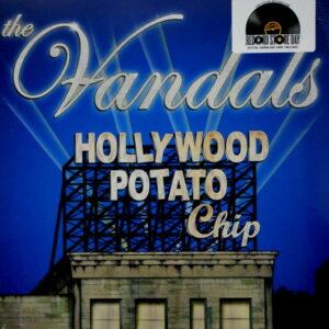 VANDALS, THE hollywood hot potato chip - col vinyl LP