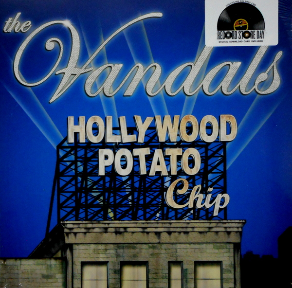 VANDALS, THE hollywood hot potato chip - col vinyl LP