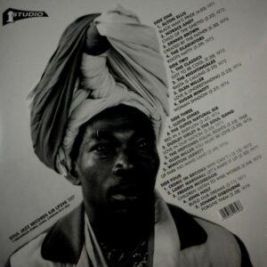 VARIOUS ARTISTS studio one black man's pride LP