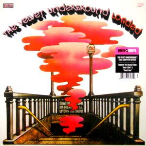 VELVET UNDERGROUND, THE loaded LP