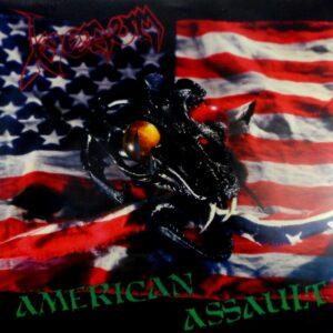 VENOM american assault LP