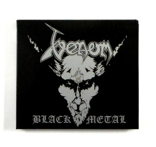 VENOM black metal CD