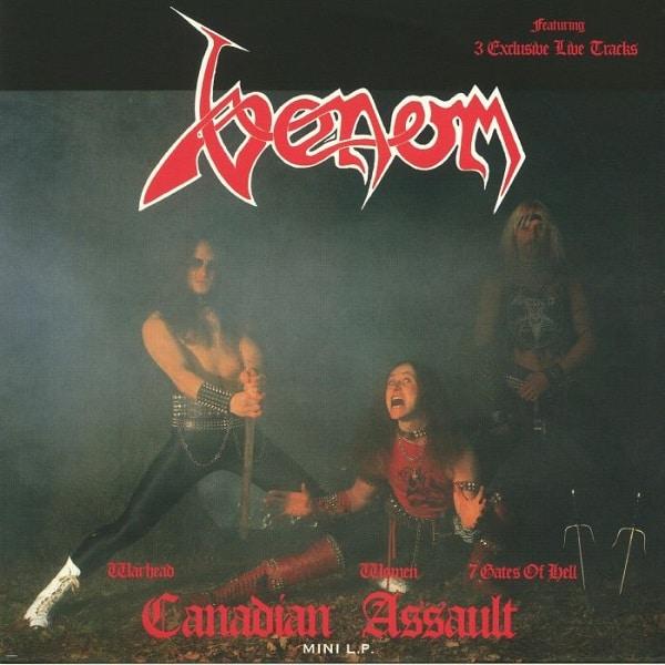 VENOM canadian assault LP