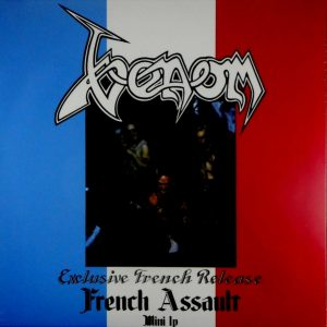 VENOM french assault LP
