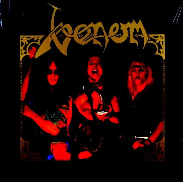 VENOM live from hammersmith odeon theatre LP