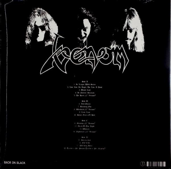 VENOM the seven gates of hell LP
