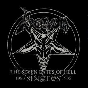 VENOM the seven gates of hell LP