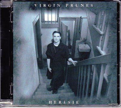 virgin prunes heresie cd