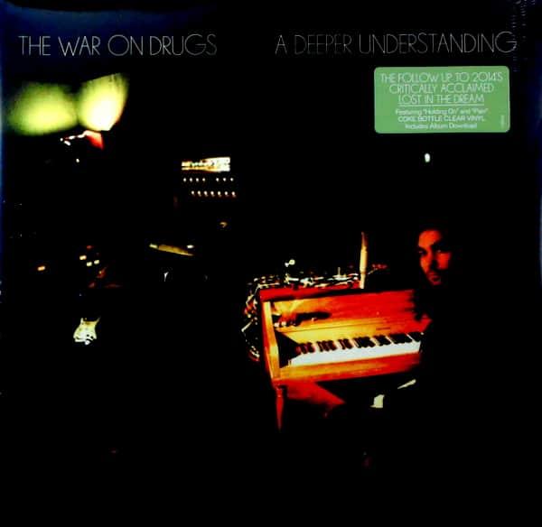 WAR ON DRUGS, THE a deeper understanding - col vinyl LP