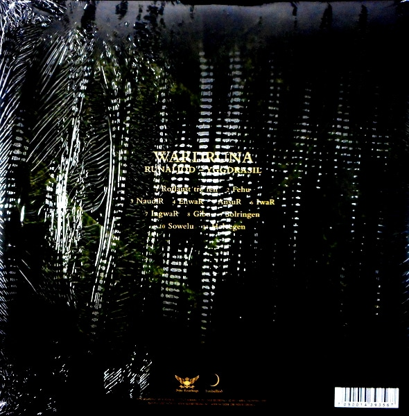 WARDRUNA runaljod - yggdrasil - pic disc LP