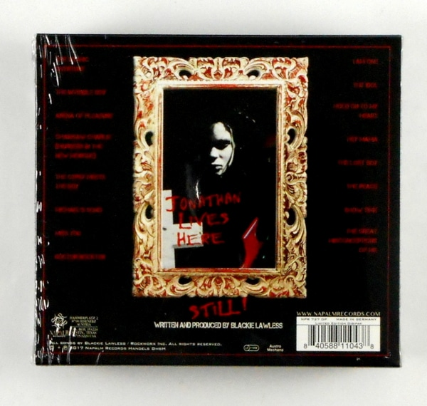 W.A.S.P. reidolized - deluxe CD/DVD set CD