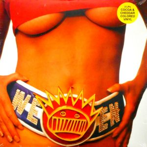 WEEN chocolate and cheese - col vinyl LP