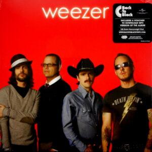 WEEZER weezer - red album LP