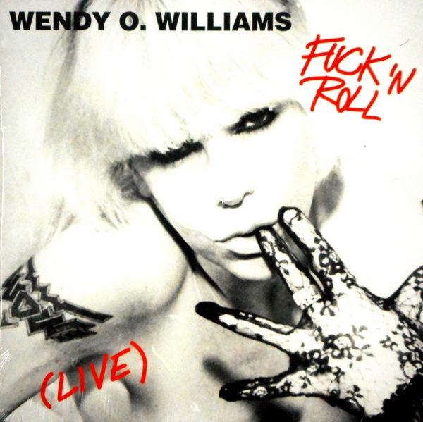 """PLASMATICS, THE (WENDY O WILLIAMS) fuck 'n roll 12"""""""