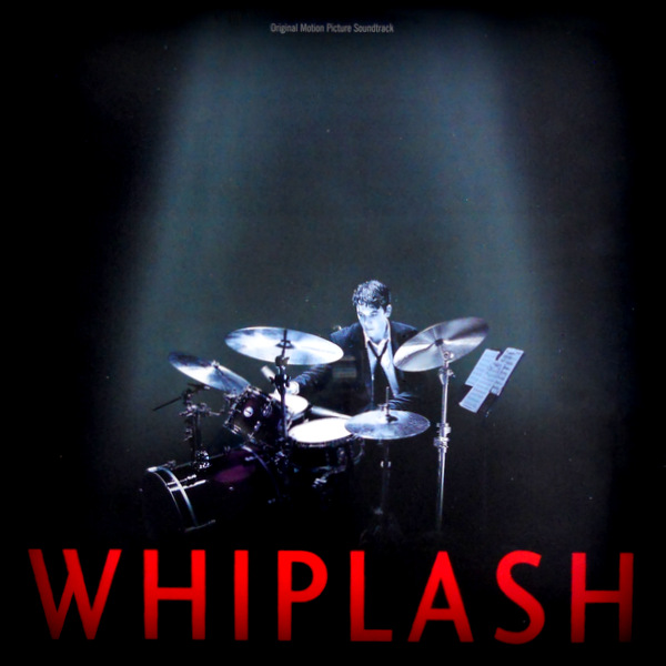VARIOUS ARTISTS whiplash LP