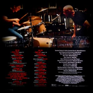 VARIOUS ARTISTS whiplash LP back