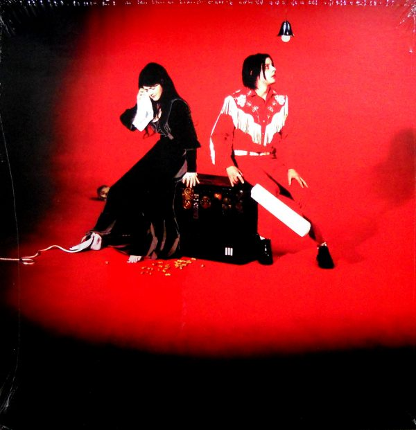 white stripes elephant lp