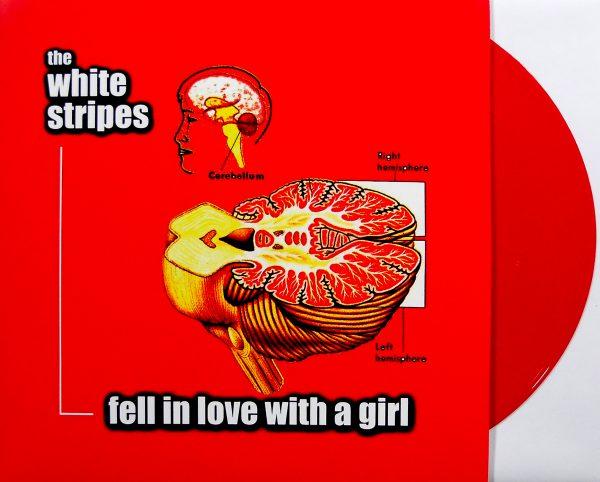 white stripes fell in love 7 front (red)