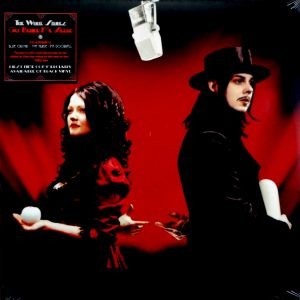 WHITE STRIPES, THE get behind me satan LP