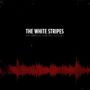 WHITE STRIPES, THE the complete john peel sessions - black vinyl LP