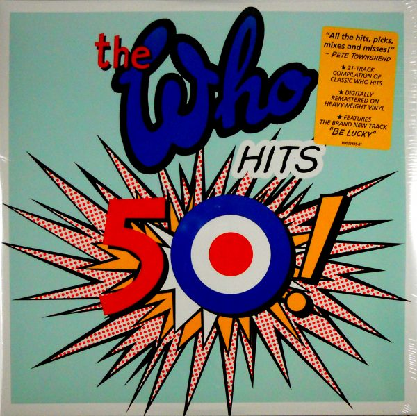 WHO, THE hits 50 LP
