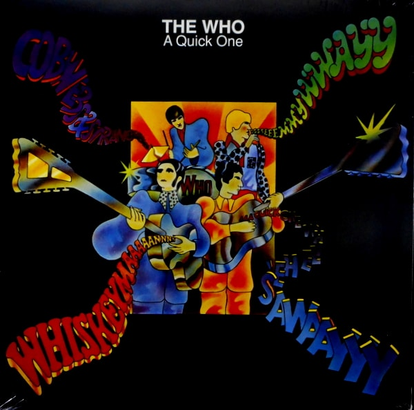 WHO, THE a quick one LP