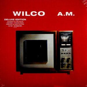 WILCO A.M. - deluxe LP