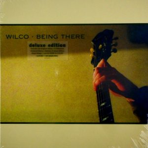 WILCO being there - deluxe LP box set