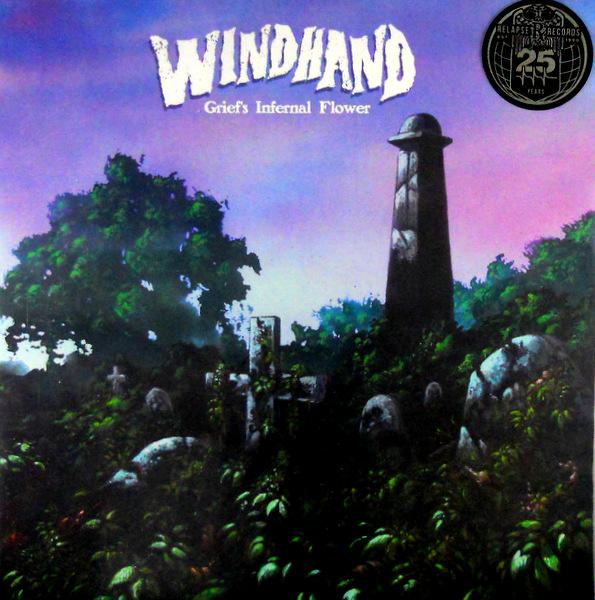 WINDHAND grief's infernal flower LP