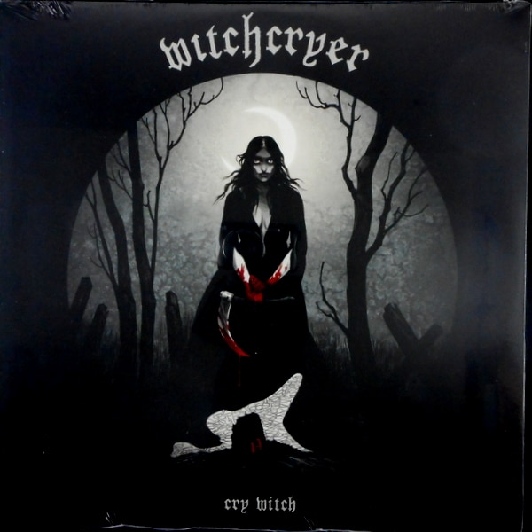 WITCHCRYER cry witch LP
