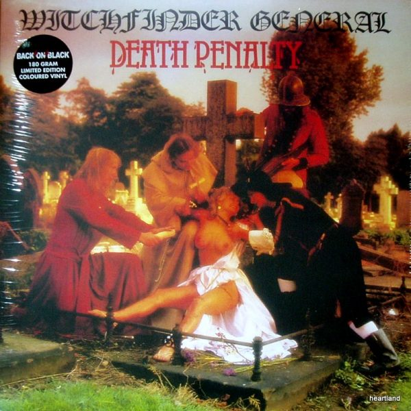 witchfinder death penalty lp