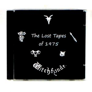 WITCHFYNDE the lost tapes of 1975 CD