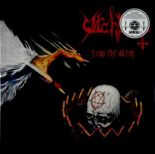 WITCHTRAP trap the witch LP