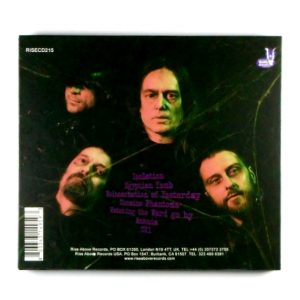 WITH THE DEAD love from with the dead CD