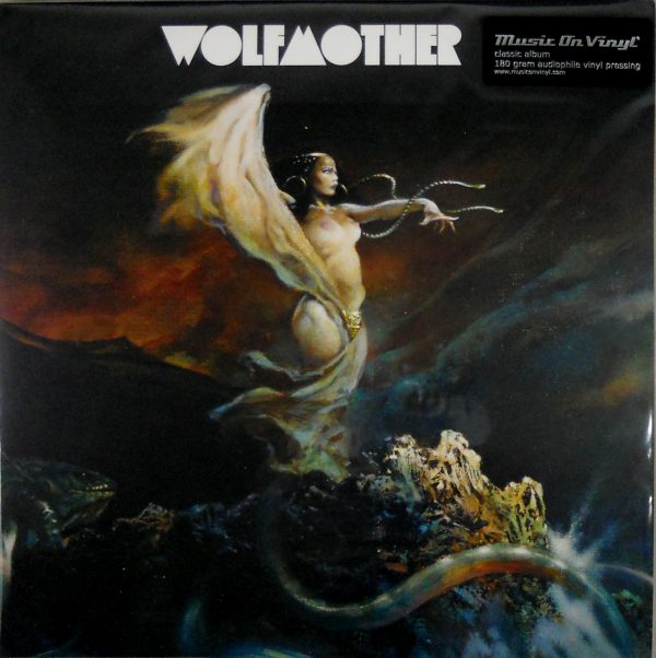 WOLFMOTHER self titled LP