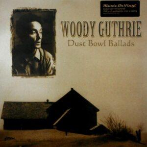 GUTHRIE, WOODY dust bowl ballads LP