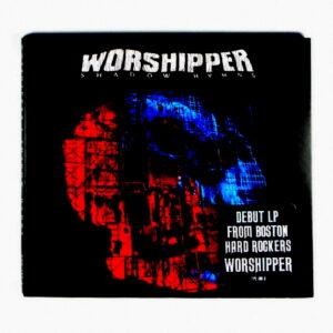 WORSHIPPER shadow hymns CD