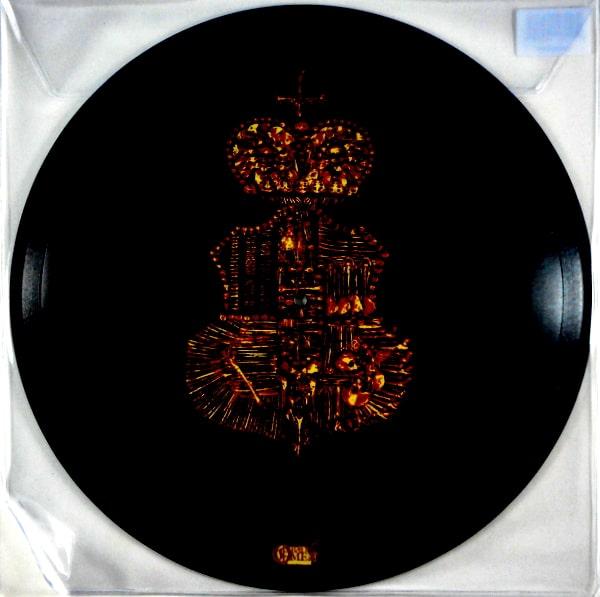 WRETCH wretch - pic disc LP