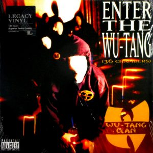 WU-TANG CLAN enter the wu-tang(36 chambers) LP