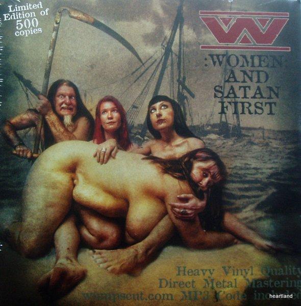 wumpscut women and satan lp