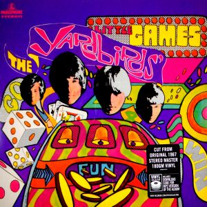 YARDBIRDS, THE little games LP