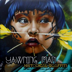 YAWNING MAN historical graffiti LP