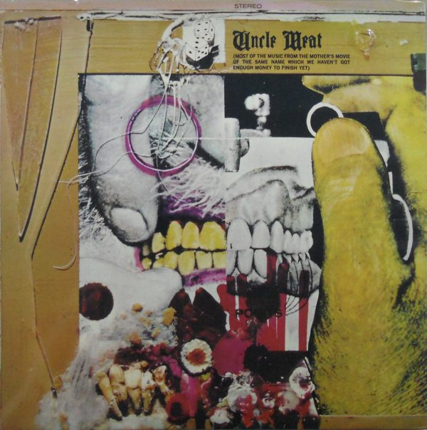 zappa uncle meat lp