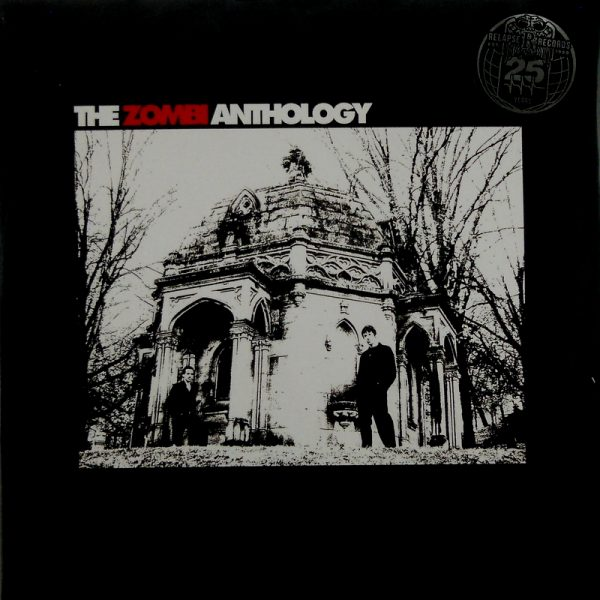 ZOMBI anthology LP