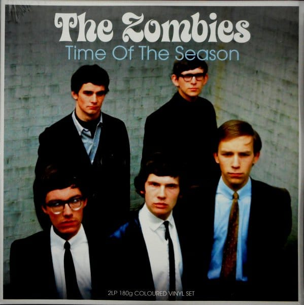 ZOMBIES, THE time of the season LP