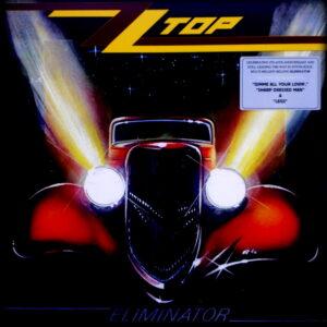 ZZ TOP eliminator LP